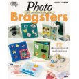 Plastic Canvas Photo Bragsters (Paperback) Thumbnail